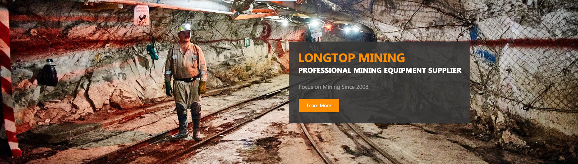 Longtop Mining, Professional Mining Equipment Supplier