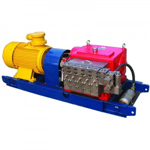 Professional China High Pressure Jet Pump Station -