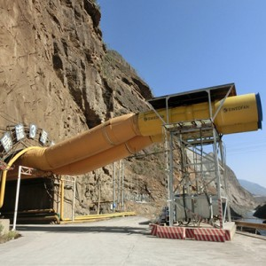 China OEM Pusher Leg Rock Drill -