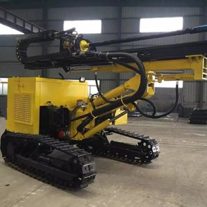 China New Product Crawler Drill Machine -