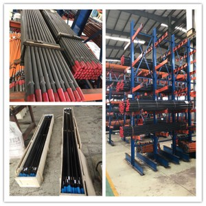 Factory Promotional High Steel Dth Drill Pipes -