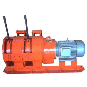 JPB series scraper winch