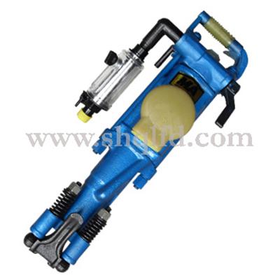 Wholesale OEM Plunger Pumps - Pneumatic rock drill – LONGTOP MINING